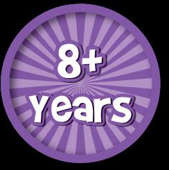 8 Plus Years